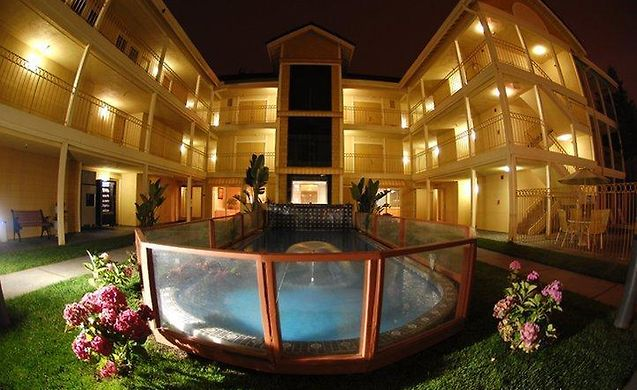 Hotel Solares Santa Cruz